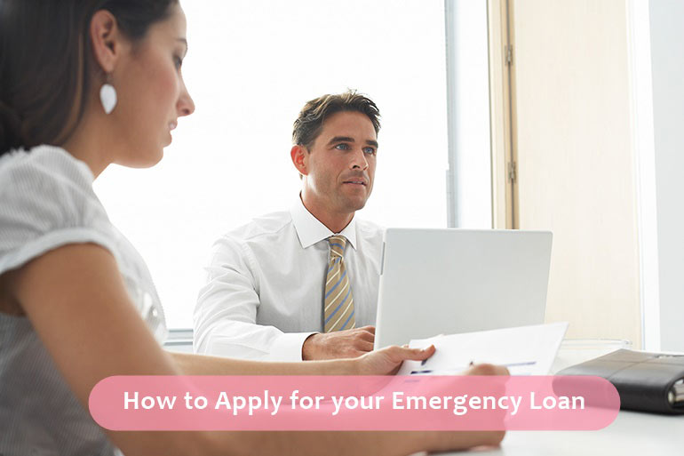 apply for emergency loan