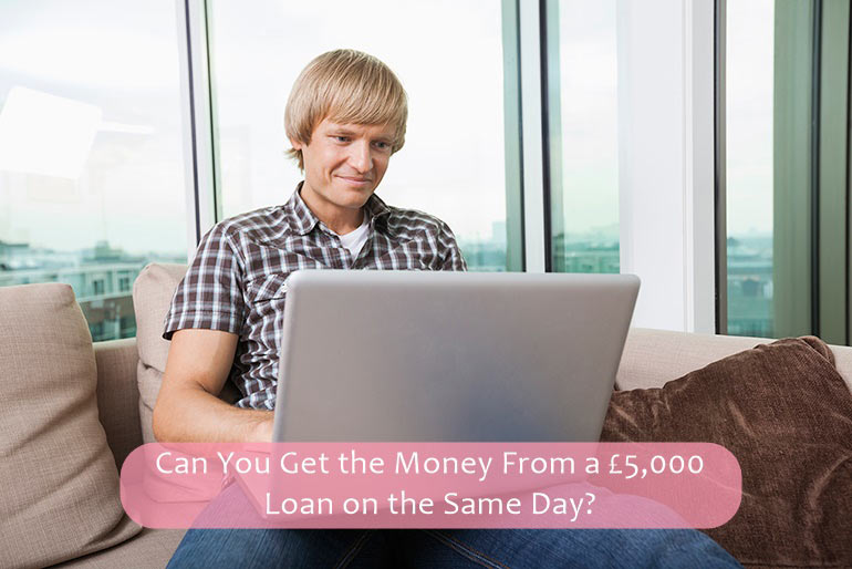applying for loans with same day payout