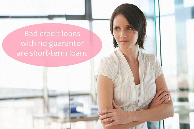 short term loan without guarantor