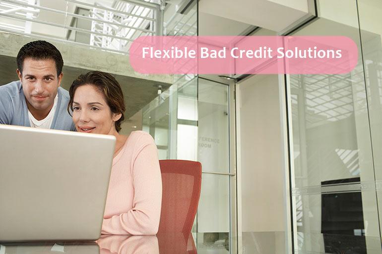 flexible bad credit solutions