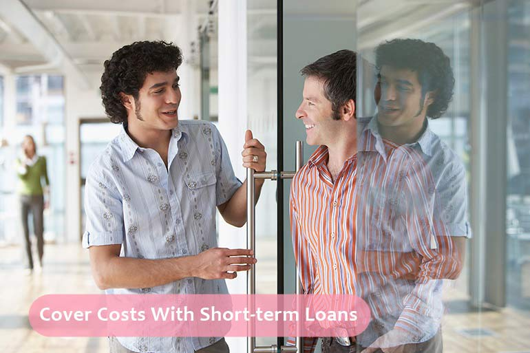 how to cover costs with loan
