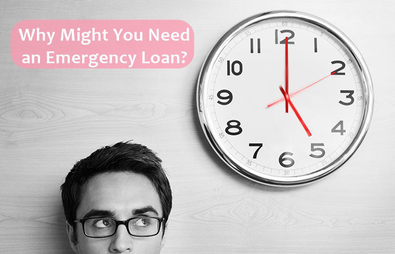 emergency loan can help if you need cash now