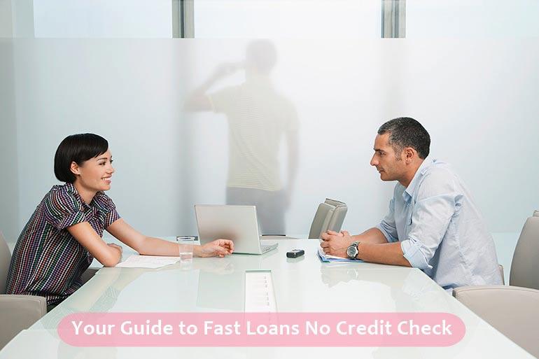 fast loan no credit check