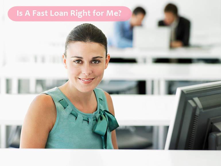 fast loan benefits