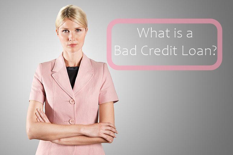 flexible bad credit loan
