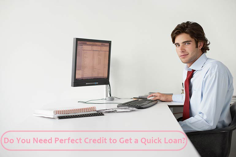 steps to get a quick loan