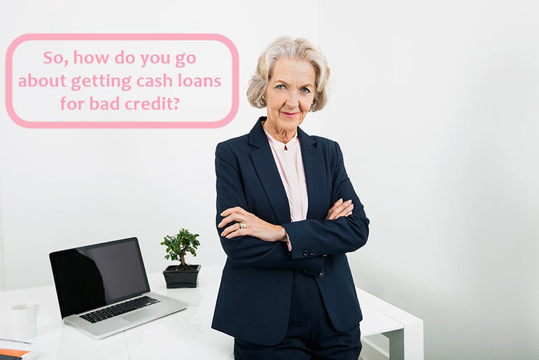 cash loan for bad credit