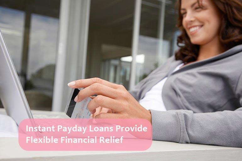 Flexible financial relief