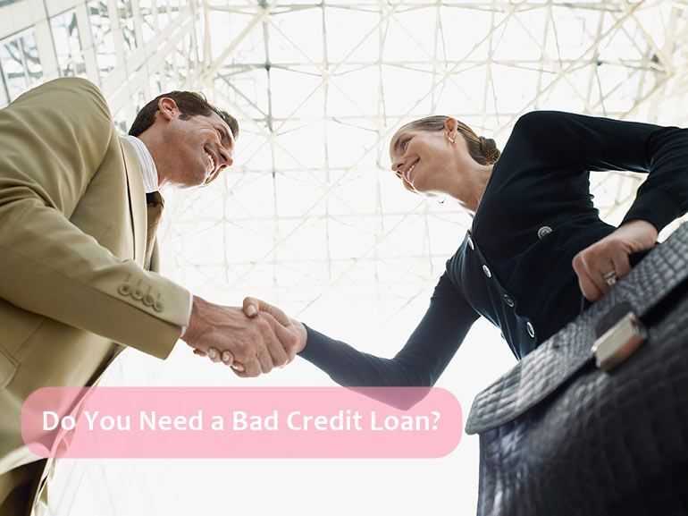 need loans with bad credit