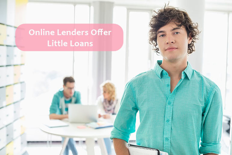 online lenders offer little loans