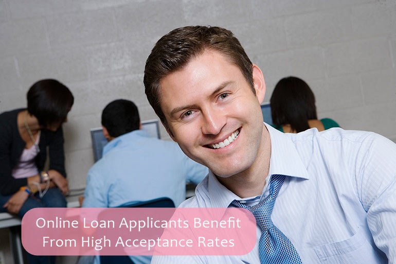 online loan applicants