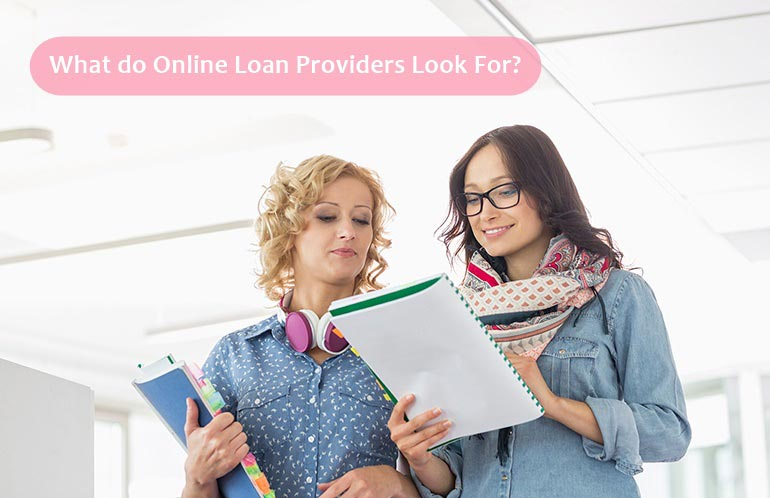 online loan providers