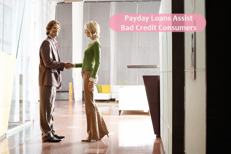 payday loans for bad credit consumers