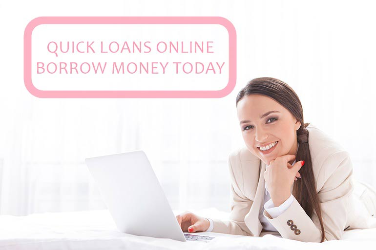 finding quick loans online