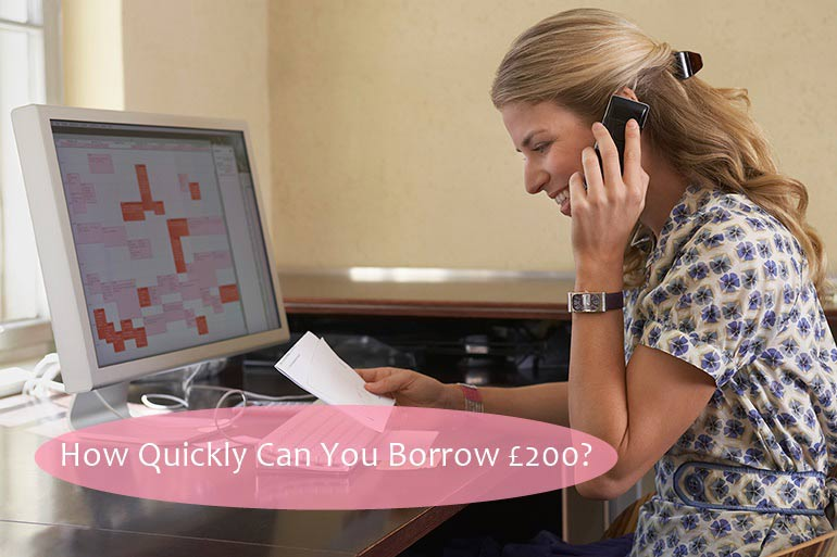 quick process of online loans
