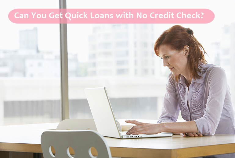 how to get a quick loan