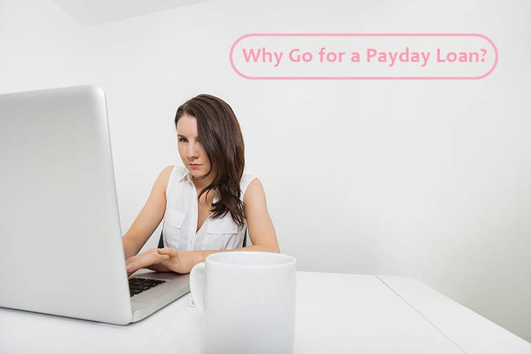 reason of getting payday loan