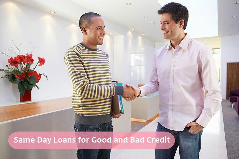 get a same day loan