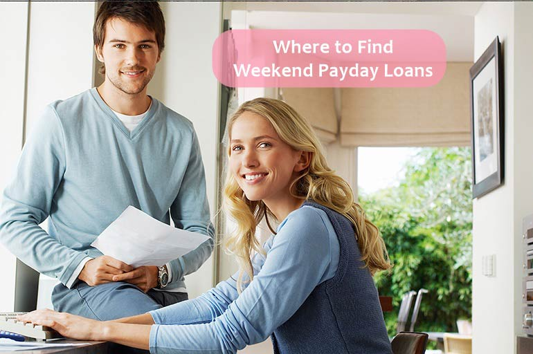 find a weekend payday loan